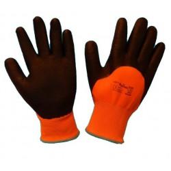 Rękawice robocze ogumowane...