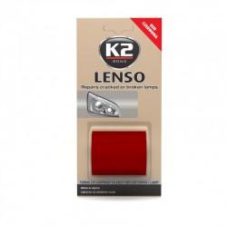 K2 LENSO CZERWONE Czerwona...