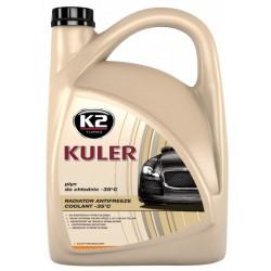 K2 KULER -35°C POMARAŃCZOWY...