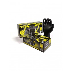 BLACK MAMBA Nitrile Gloves...