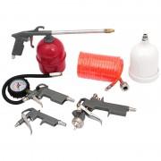 Pistolety i narzędzie pneumatyczne